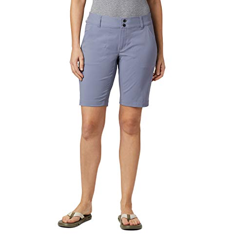 Columbia Saturday Trail Pantalón Corto De Senderismo, Mujer, New Moon, W10/L10