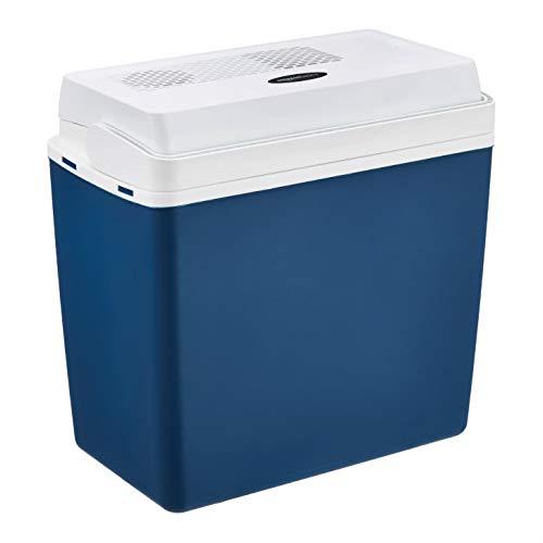AmazonBasics - Nevera termoeléctrica, 26 litros, calor/frío, 230 V CA/ 12 V CC