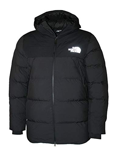 The North Face Men's UX Down Hooded Puffer Jacket RTO (S)