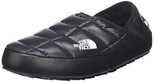 THE NORTH FACE M TB TRCTN Mule V, Zapatillas de Senderismo Hombre, Negro (TNF Black/TNF White KY4), 42