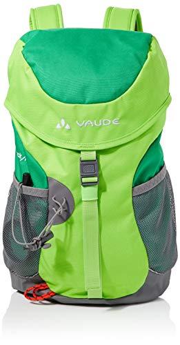 VAUDE Puck 10 Mochila, Unisex niños, Grass/Apple Green