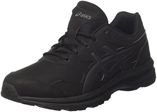 Asics Gel-Mission 3, Walking Shoe Hombre, Negro (Black/Carbon/Phantom 9097), 45 EU