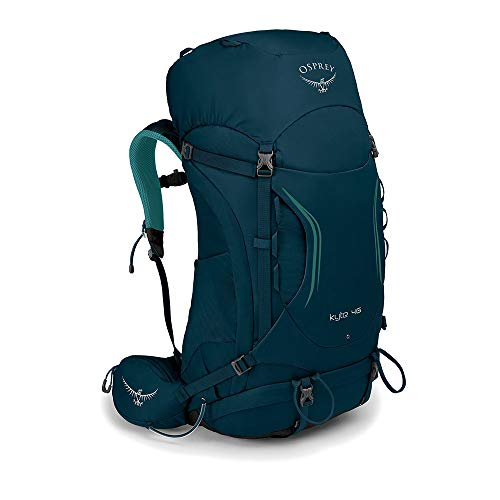 Osprey Kyte 46 Women's Hiking Pack - Icelake Green (WS/WM)