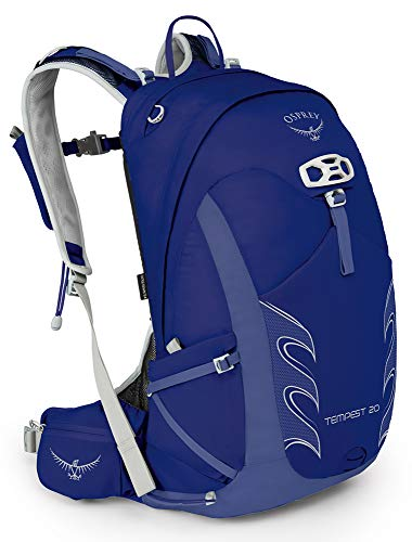 Osprey Tempest 20 Women's Hiking Pack - Iris Blue (WS/WM)