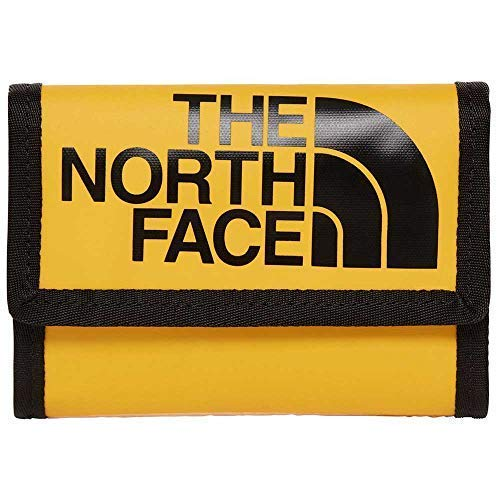 The North Face Base Camp - Cartera, Yellow/TNF Black, Talla Única