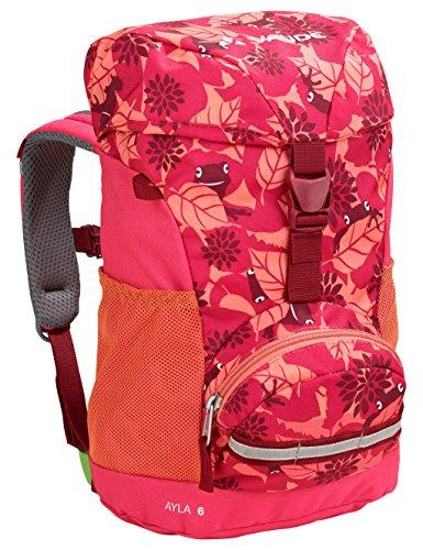 VAUDE Ayla - Pequeña mochila para niños - 6 litros, 29 x 21 x 12 cm, color rosa
