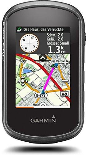 Garmin eTrex Touch 35 - Navegador (160 x 240  píxeles, 8 GB, 200 Rutas, 10.000  puntos, 200  tracks guardados, Pantalla TFT de 2,6' de 65 000 colores)