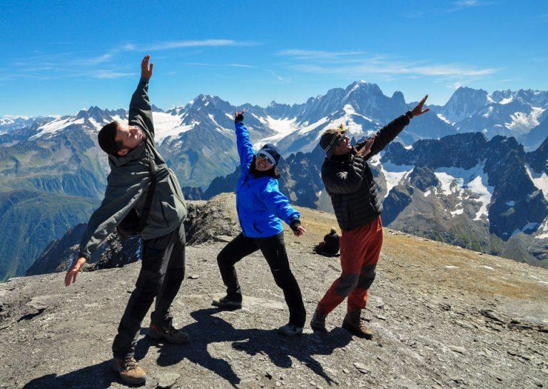 Trekking Alpes - Montblanc - Mont Buet