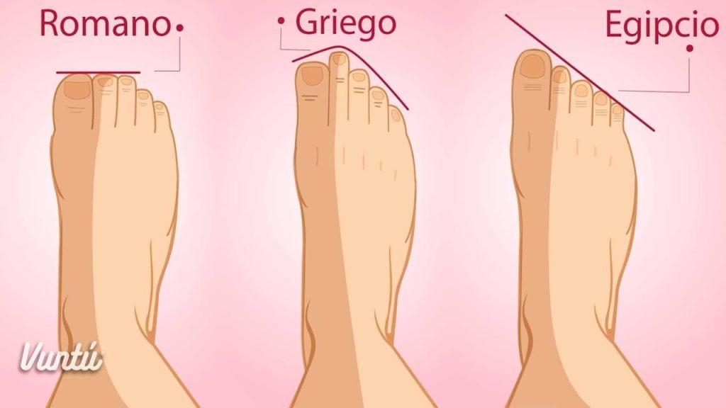 Elegir calzado según el tipo de pie