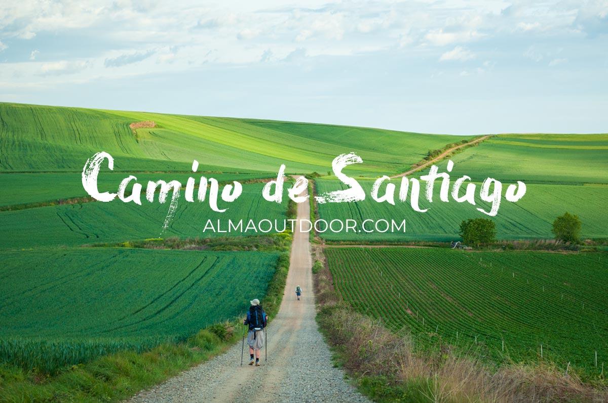 Camino de Santiago - Alma Outdoor