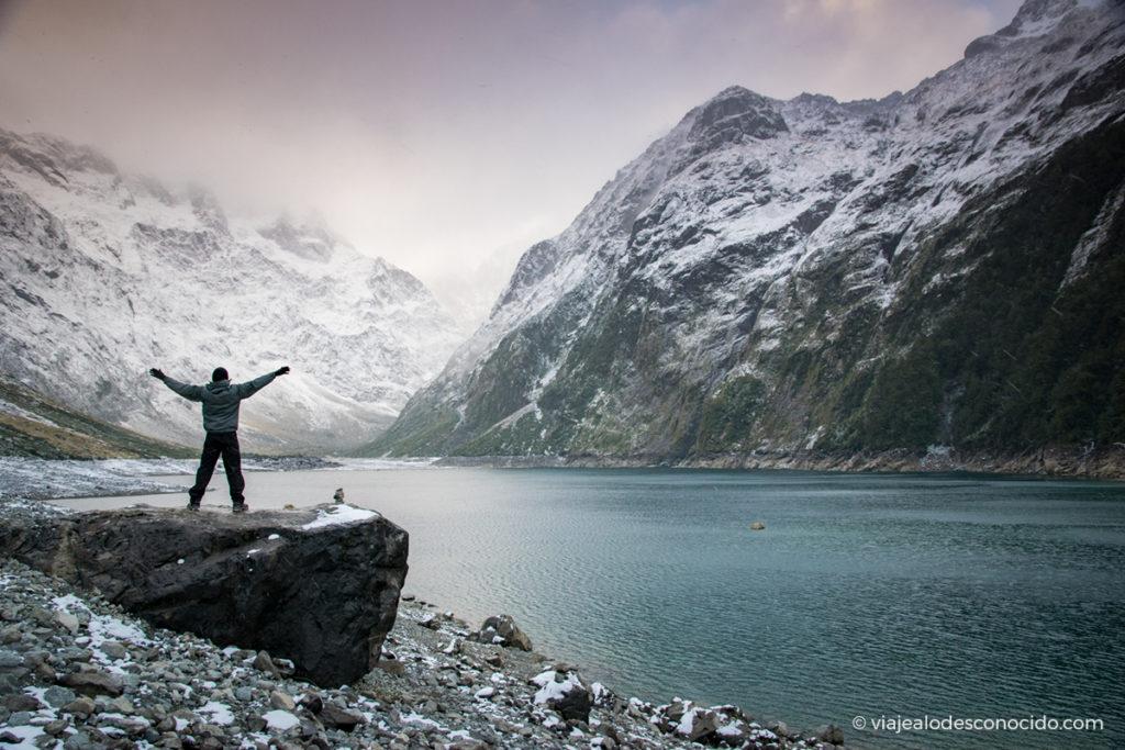 Trekking Nueva Zelanda
