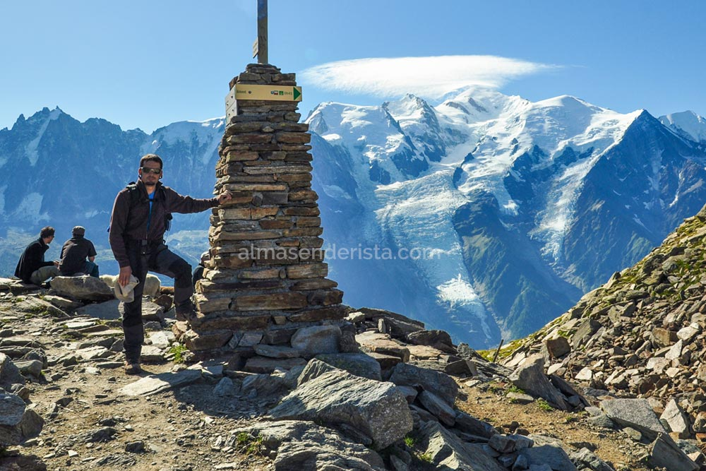 Alpes Franceses Chamonix Mont Blanc