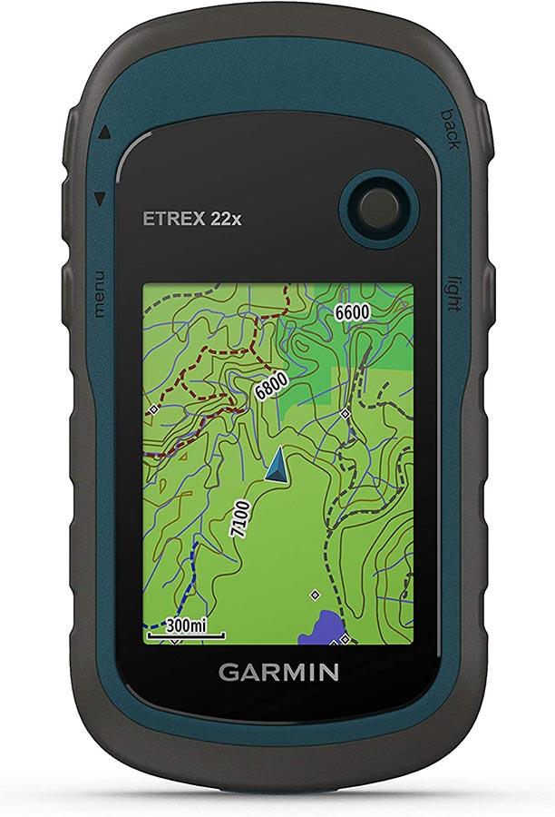 GPS Montaña Garmin eTrex 22x