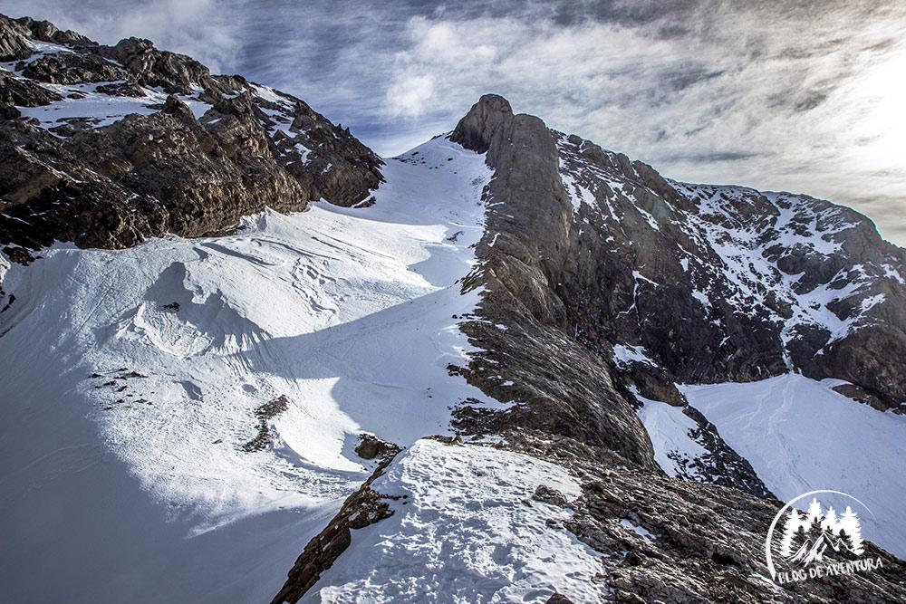 Subida a Monte Perdido desde Goriz