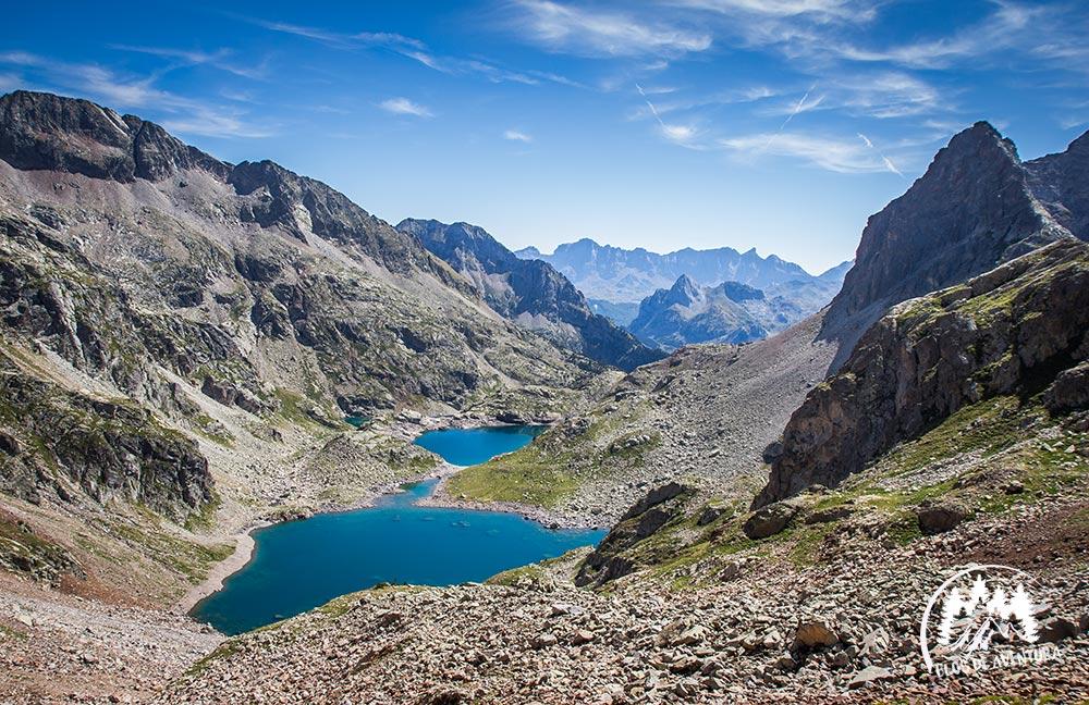 Subida al Pico Balaitús por los Ibones de Arriel
